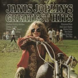 JANIS JOPLIN : LP Janis Joplin's Greatest Hits