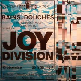 JOY DIVISION : LPx2 Les Bains Douches