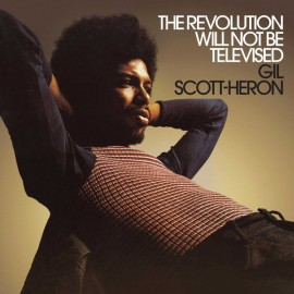 SCOTT-HERON Gil : LP The Revolution Will Not Be Televised
