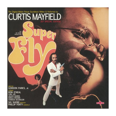 MAYFIELD Curtis : LP OST Superfly