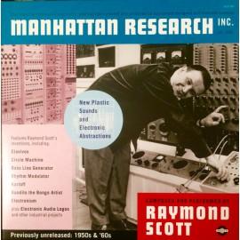 RAYMOND Scott : LPx3 Manhattan Research Inc.