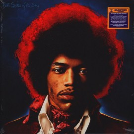 JIMI HENDRIX : LPx2 Both Sides Of The Sky