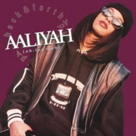 AALIYAH : LP Back & Forth