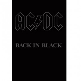 AC/DC : K7 Back In Black