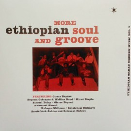 VARIOUS : LP More Ethiopian Soul And Groove - Ethiopian Urban Modern Music Vol. 3