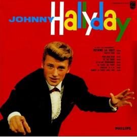 "HALLYDAY Johnny : 10""EP  N°2 (Retiens La Nuit)"