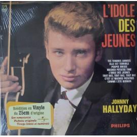 """HALLYDAY Johnny : 10""""EP N°4 (L'Idole Des Jeunes)"""