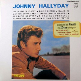 "HALLYDAY Johnny : 10""EP N°6 (Les Guitares Jouent)"