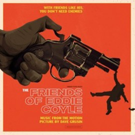GRUSIN Dave : LP The Friends Of Eddie Coyle