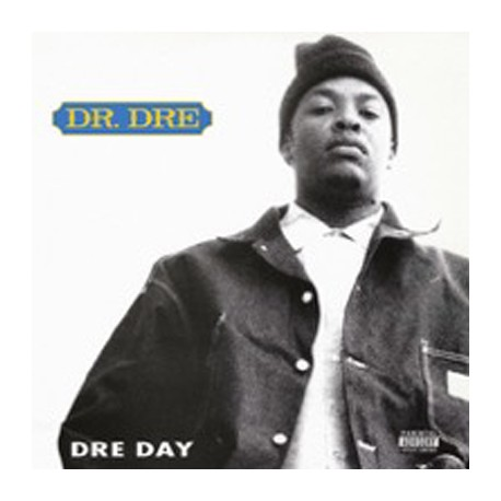 """DR DRE : 12""""EP Dre Day"""