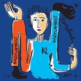 """KAZY LAMBIST : 12""""EP Création originale pour J.C de Castelbajac"""