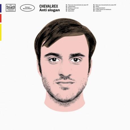 CHEVALREX : LP+CD Anti Slogan