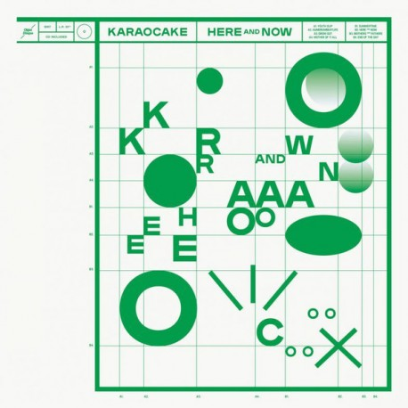 KARAOCAKE : LP+CD Here And Now