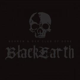 BOHREN & DER CLUB OF GORE : LPx2 Black Earth