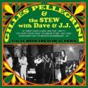 PELLEGRINI Gilles : LP Live At Week-End Club De Paris