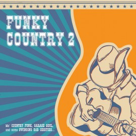 VARIOUS : LP Funky Country 2