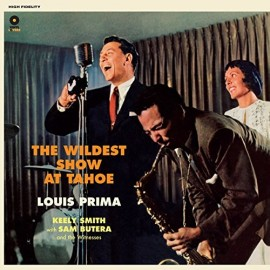 PRIMA Louis : LP The Wildest Show At Tahoe
