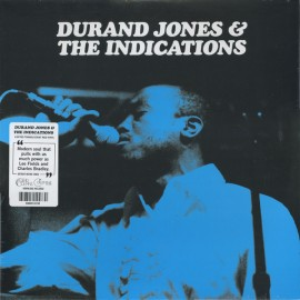 DURAND JONES : LP Durand Jones & The Indications