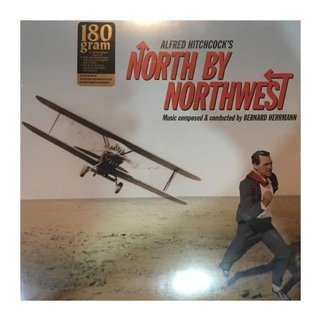 HERRMANN Bernard : LP Alfred Hitchcock's North By Northwest