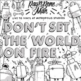 "RAG'N'BONE MAN : 12""EP Live To Vinyl At Metropolis Studios"