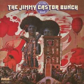 JIMMY CASTOR BUNCH (the) : LP It's Just Begun