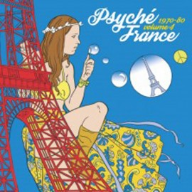 VARIOUS : LP Psyché France 1970-80