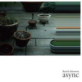 SAKAMOTO Ryuichi : CD Async