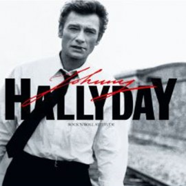 HALLYDAY Johnny : LP Rock'N'Roll Attitude