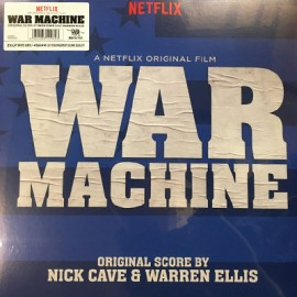 CAVE Nick & ELLIS Warren : LPx2 War Machine (Original Score)
