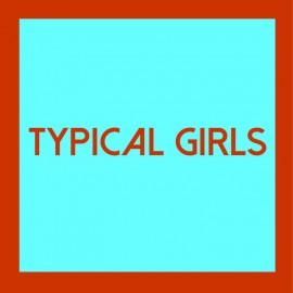 VARIOUS : LP Typical Girls 4