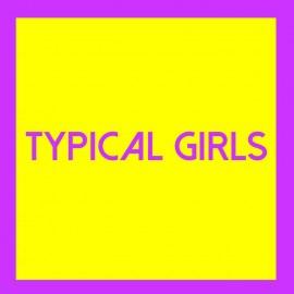 VARIOUS : LP Typical Girls 3