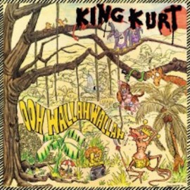 KING KURT : LP Destination Zululand