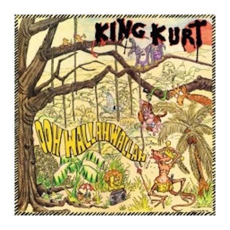 KING KURT : LP Destination Zululand
