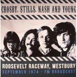 CROSBY, STILL & NASH : LPx2 Roosevelt Raceway Westbury September 1974 FM Broadcast