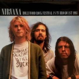 NIRVANA : LPx2 Hollywood Rock Festival- Us Tv 1993