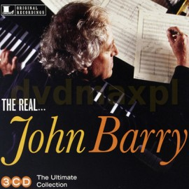 BARRY John : CDx3 The Real...John Barry