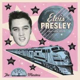 PRESLEY Elvis : LP A Boy From Tupelo : The Sun Masters
