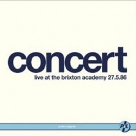 PUBLIC IMAGE LIMITED : LPx2 Concert at the  Brixton Academy  1986