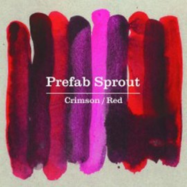 PREFAB SPROUT : LP Crimson Red