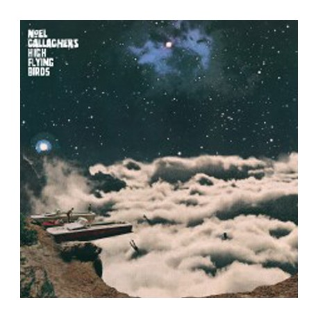 """NOEL GALLAGHER : 12""""EP It's A Beautiful World - Remixes"""