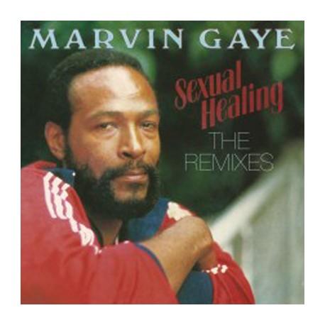 "GAYE Marvin : 12""EP Sexual Healing Remixes"