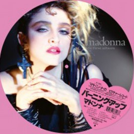 MADONNA : LP Picture The First Album