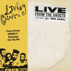 "LIVING COLOUR : 12""EPx2 Live From CBGB"