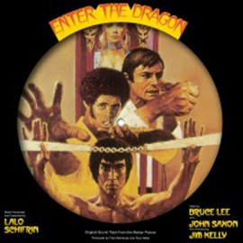 SCHRIFRIN Lalo : LP Picture Enter The Dragon