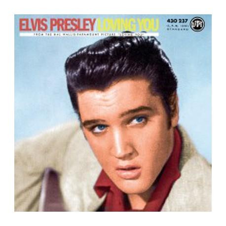 PRESLEY Elvis : LP Loving You
