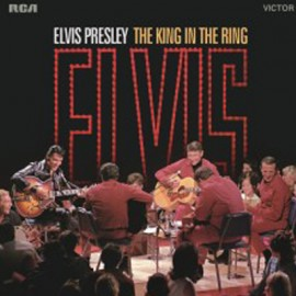 RESLEY Elvis : LPx2 The King in The Ring
