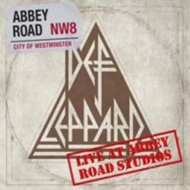 "DEF LEPPARD : 12""EP Live Abbey Road NW8"