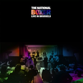 NATIONAL (the) : LP Boxer Live In Brussels