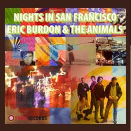 BURDON Eric And The Animals : LP Nights In San Francisco