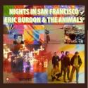 BURDON Eric And The Animals : LP Nights In San Francisco